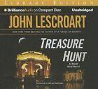 Treasure Hunt by John Lescroart (CD-Audio, 2015)