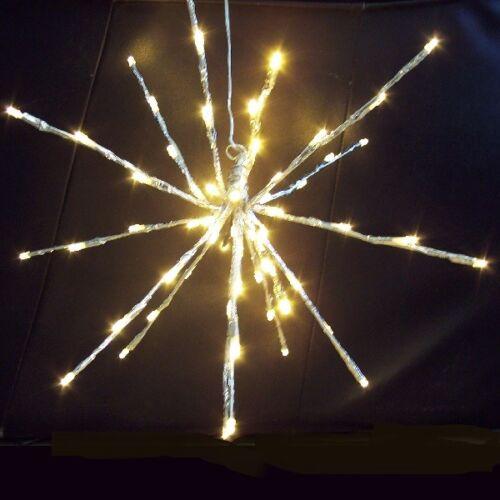 Meteorstern 64er warmweiß 30cm BA11280