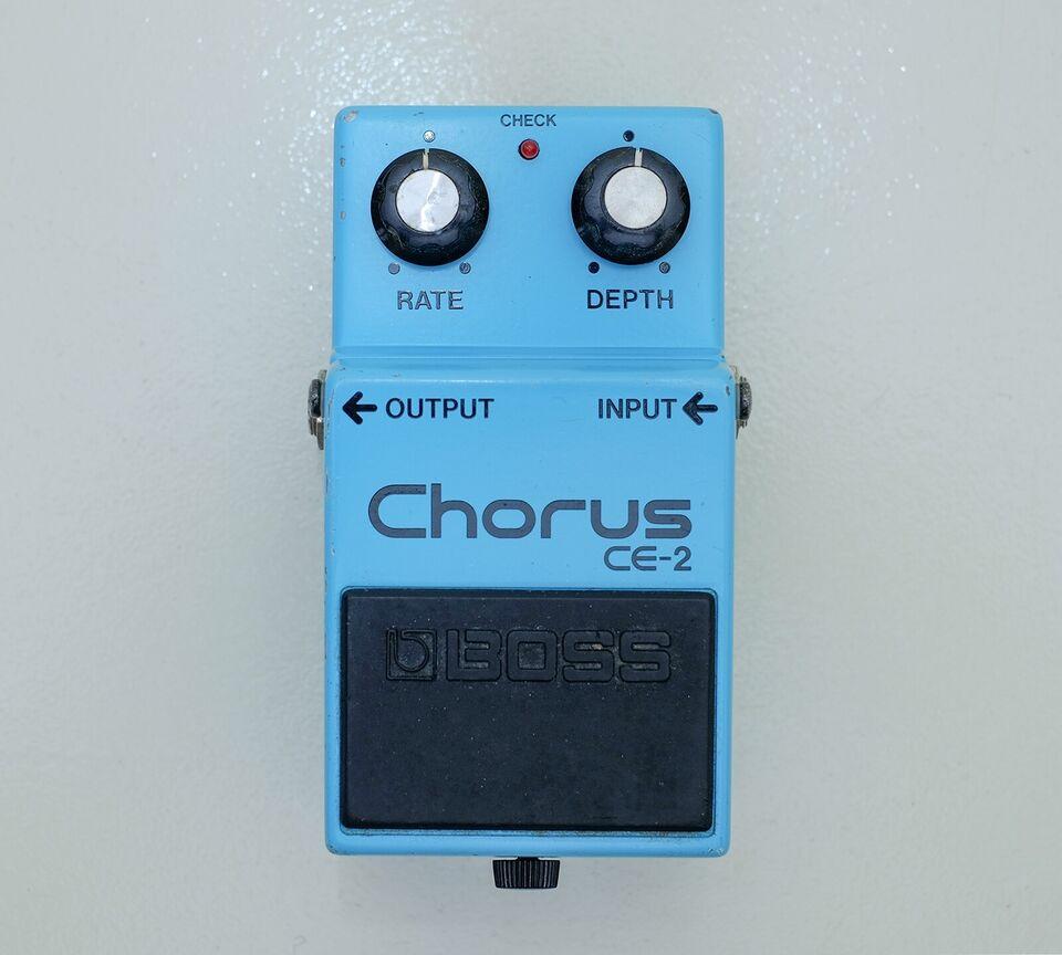 Chorus, Boss CE-2 Chorus - Made in Japan