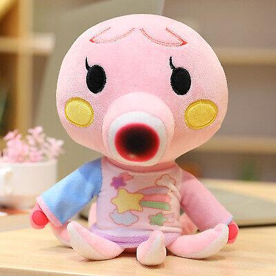 25CM Animal Crossing New Horizons Zucker Plush Toy Soft Stuffed Doll Kids Gifts