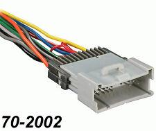 70-2002 Harness Adapter SATURN L, S, VUE 2000 > 2006