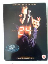 24  DVD SEASON TWO COLLECTION 7 DISC SET