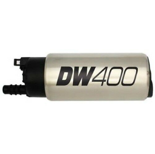 DeatschWerks 415LPH DW400 In-Tank Fuel Pump w// Universal Set Up Kit 9-401-1001