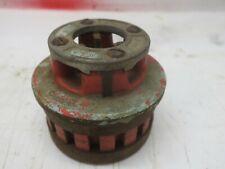 Rigid Pipe Threader Used