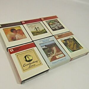 Country-Music-Lot-of-6-Stereo-8-Albums-NEW-Cartridges-Sealed-Vtg-8-Track-Tapes