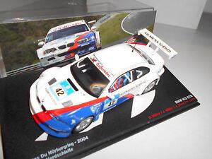 BMW-M3-GTR-24-HORAS-NURBURGRING-2004-ALTAYA-IXO-1-43