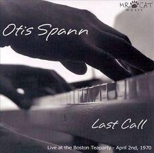 Last Call: Live at Boston T