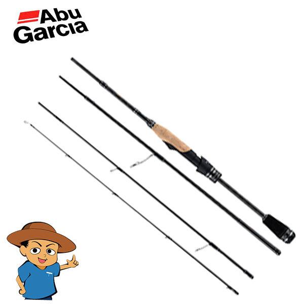 Abu Garcia HORNET STINGER PLUS HSPS664L light bass fishing spinning rod pole