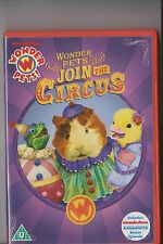 WONDERPETS JOIN THE CIRCUS DVD 4 EPISODES KIDS