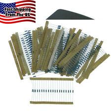 560pc 14w Resistor Assortment Low Ohm Values 34437 Rs