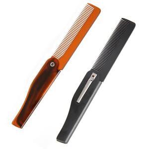 H3E-Travel-Foldable-Hair-Comb-Pocket-Hairdressing-Moustache-Beard-Brush-Men