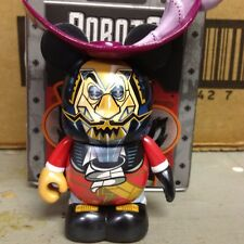 "Captain Hook Bot w hat from Peter Pan 3"" Vinylmation Robots Series #4 Villains"