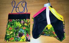 (Humming Birds & Buterfly's!) Sugar Glider Bonding Pouch & Sleeping Hammock!