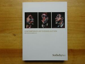 Sotheby's New York 16/11/17 Contemporary art evening auction  *332 pag.**