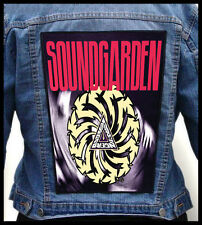SOUNDGARDEN  --- Giant Backpatch Back Patch / Pearl Jam Nirvana Foo Fighters