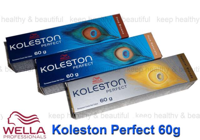 Wella Koleston Perfect RICH NATURALS / SPECIAL BLONDE Hair colour dye 60g x1