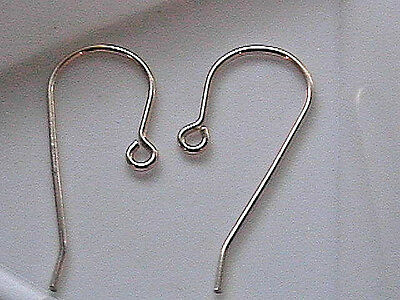 Gold Filled French Hook Earwires 10 14K GF Stamped approximately 21g wire