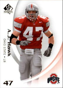 2010-SP-Authentic-Football-Card-s-1-100-A1730-You-Pick-10-FREE-SHIP
