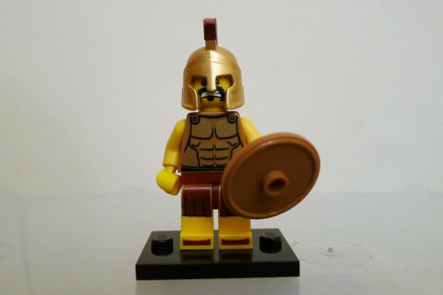 Series 6 LEGO Collectible MiniFigure Roman Soldier #10 Sealed Pack!