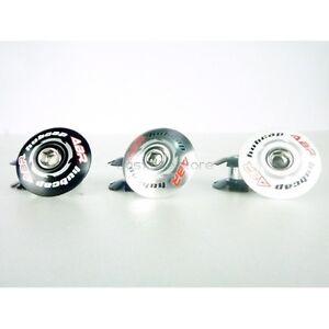 "Road Bike Bicycle Stem Headset Top Cap ABR 1-1//8/"" Alloy MTB Mountain Silver"