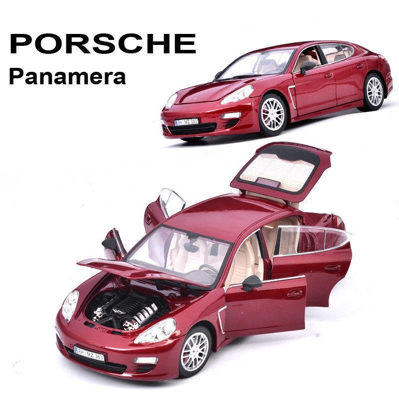Für porsche panamera 1,18 - skala ein diecast modell auto spielzeug sammlung wein new in box