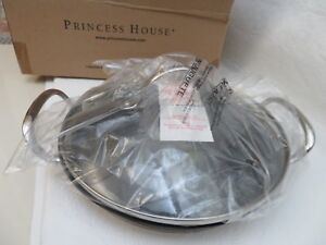 Image Is Loading L 6361 Princess House Heritage Stainless Non Stick