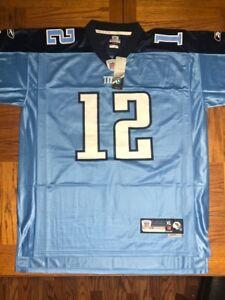 Tennessee-Titans-Justin-Gage-Sewn-Premier-EQT-NFL-Football-Jersey-Size-XL