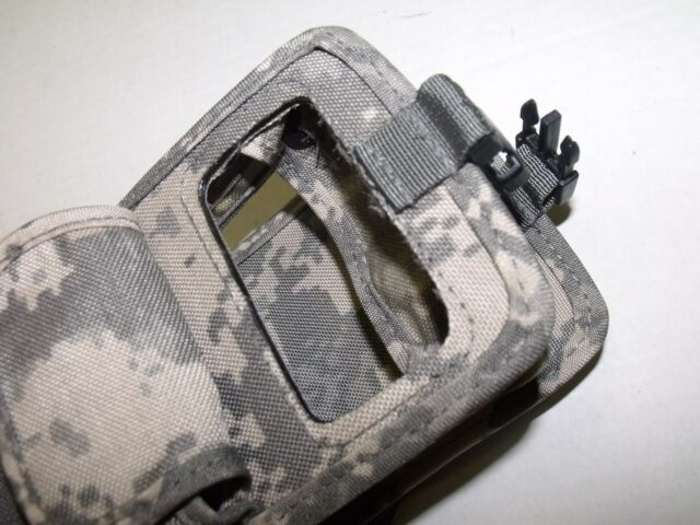 New US Army Molle ll ACU Electronic Communication Case Equipment Pouch Gear USGI