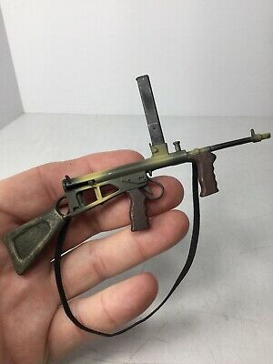SILENCER DRAGON BBI DID 21ST CENTURY BRITISH COMMANDO DE LISLE RIFLE RARE 1//6