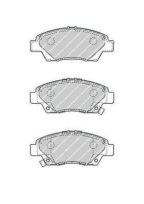 FDB4404-12 Month Warranty! Brand New Ferodo Front Brake Pad