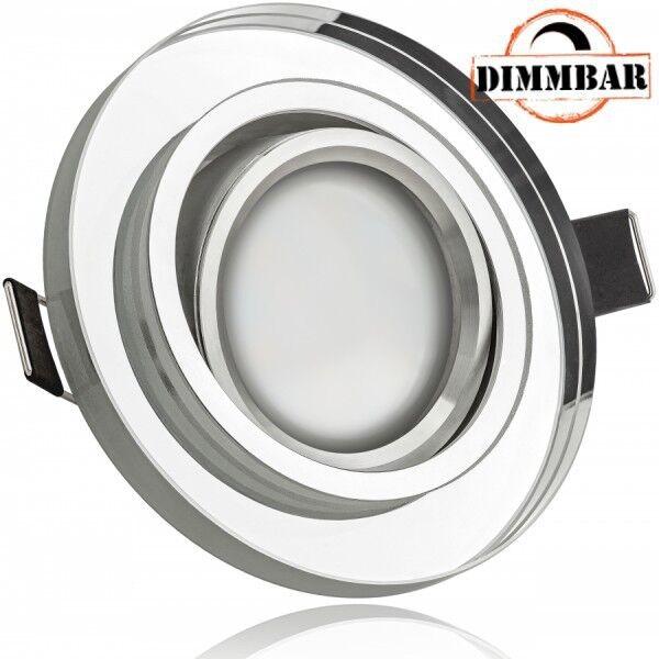 LED Einbaustrahler Set EXTRA FLACH (35mm) (35mm) (35mm) in Weiß mit LED Markenleuchtmittel von | Exquisite (in) Verarbeitung  | Diversified In Packaging  | Trendy  d00cff