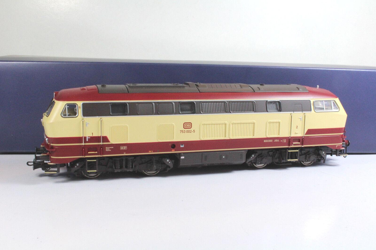 Liliput 132029 753 nuevos. productos interfaz, con V época DB 002-5 br diesellok b2b04tare1310-Modelismo ferroviario