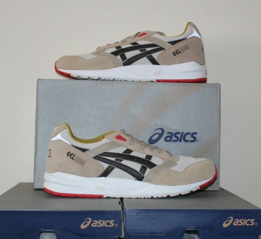 Asics Gel-Saga Off Blanco/Dark Marrón H30NK9928 H30NK9928 Marrón a6b118