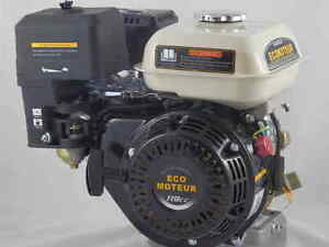 eco moteur thermique em40 xs 4cv 18mm essence 4 temps honda motoculteur ebay. Black Bedroom Furniture Sets. Home Design Ideas