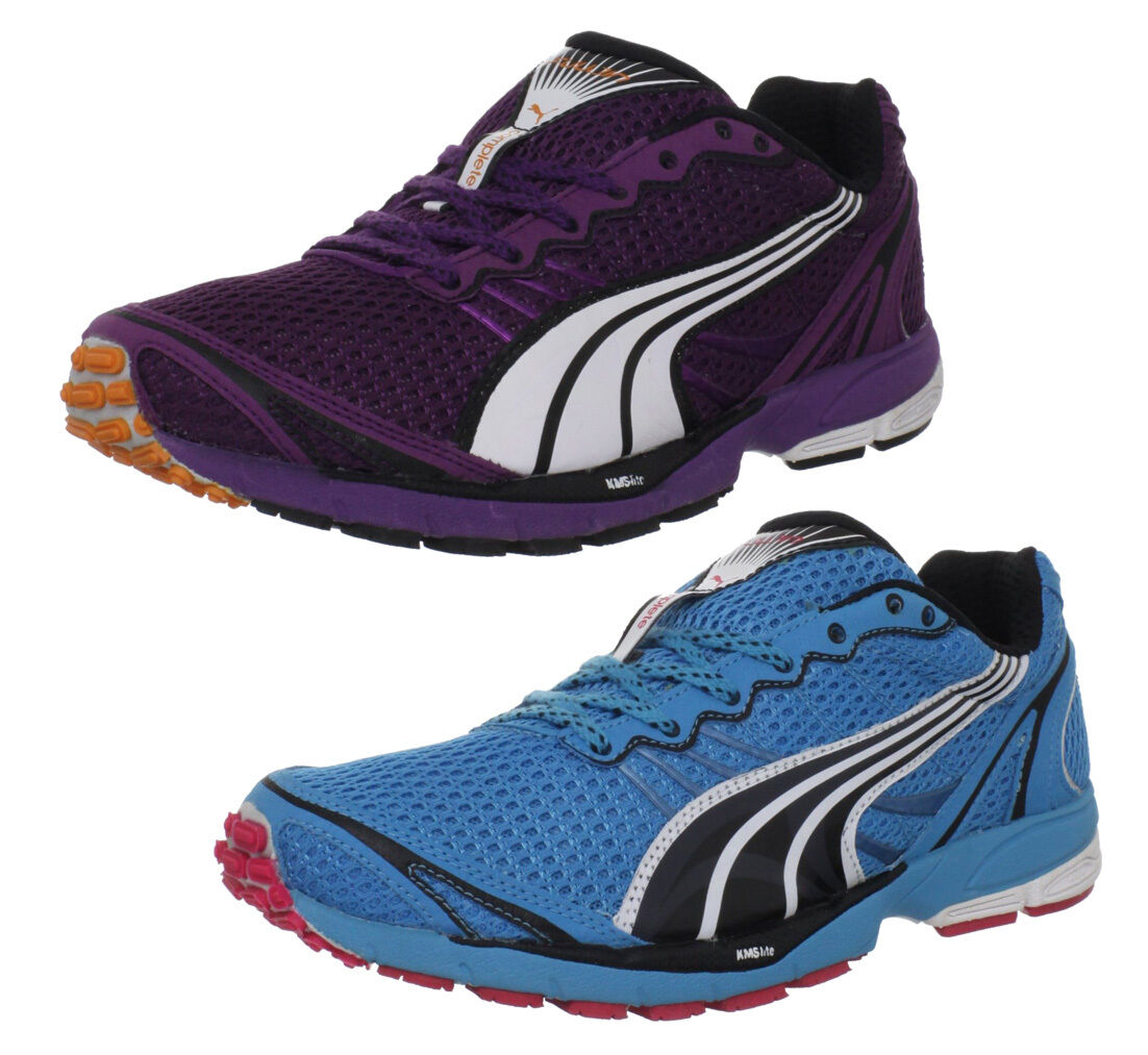 Puma Womens Complete SLX Fuujin J Athletic Fashion Running Shoes Sneakers