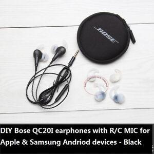 89d105359a8 DIY QC20 Quiet Comfort 20 no Noise Cancelling Headphone for IOS ...