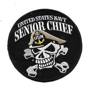 navy senior chief petty officer skull bones cpo
