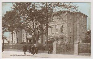 Wales-postcard-University-College-Cardiff-P-U-1909-A464