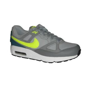 12270674a15d Nike Air Max Travée Tennis Hommes Chaussures Course Wolf Gris Taille ...