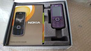 Nokia classic 6220-lila (entsperrt) Handy