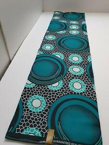 Cera De Tela Polycotton impresión Ankara africano patrón más reciente Calidad por metros