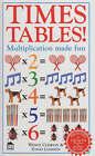 Times Tables!: Multiplication Made Fun! by David Clemson, Wendy Clemson (Hardback, 2001)