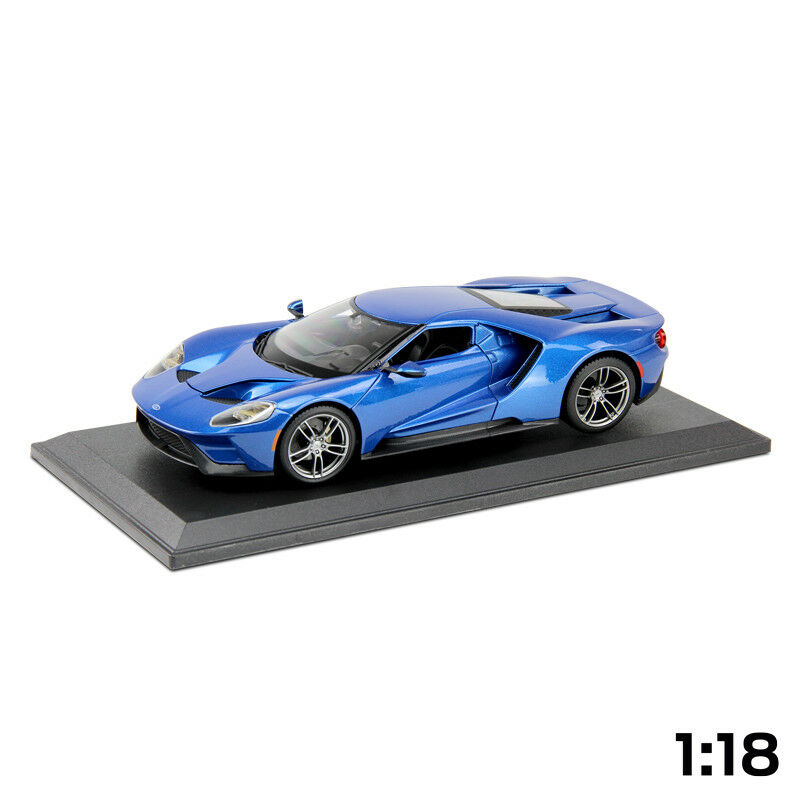 Ford GT 2017 Model voiture in 1 18  by Maisto  protection après-vente