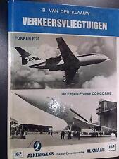 Verkeersvliegtuigen door B. van der Klaauw