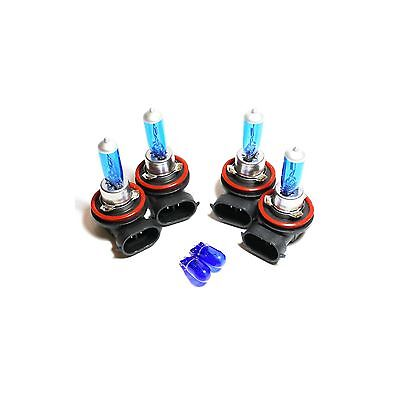 LED Côté Ampoules set CITROEN Relay H7 501 100w Super Blanc XENON HID bas dip