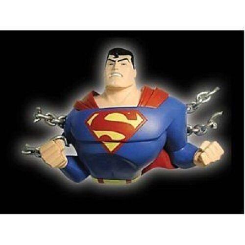 Justiz - liga  superman wand tafel 5 zentimeter animierte