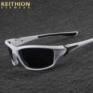 KEITHION-Polarized-Sunglasses-Men-039-s-Cycling-Riding-Glasses-Outdoor-Sports-Goggle
