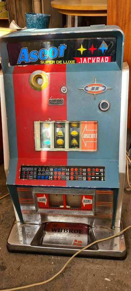 Ascot, spilleautomat