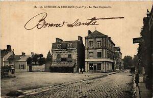 CPA La GUERCHE-de-BRETAGNE - La Plage Duguesclin (584790)
