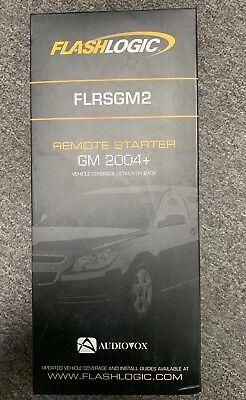 Flashlogic Plug N Play Remote Start Add-On Module FOR 2008 PONTIAC G6 FLRSGM2